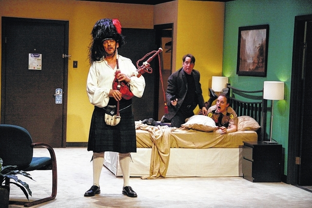 Theater listings march 30 to april 5 2016 weekender for Farcical comedy