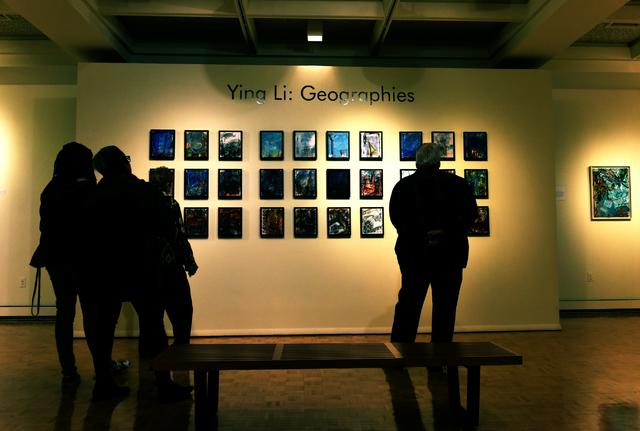 Ying Li brings 'Geographies' to Wilkes University's Sordoni Art Gallery