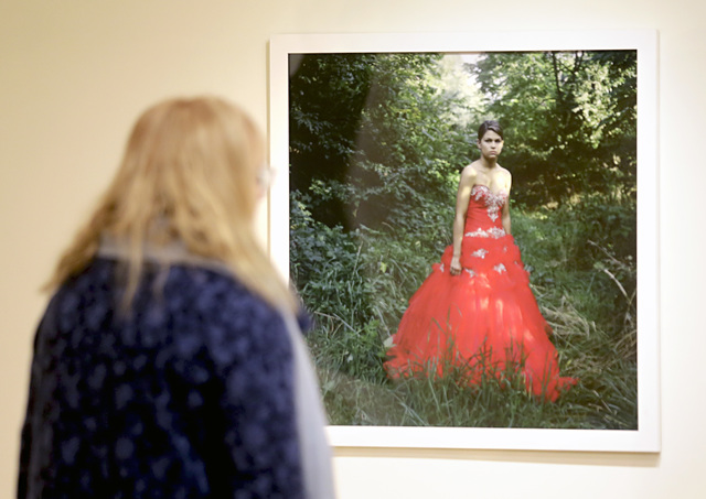Renowned photographer Lydia Panas shows raw portraits at Sordoni Gallery