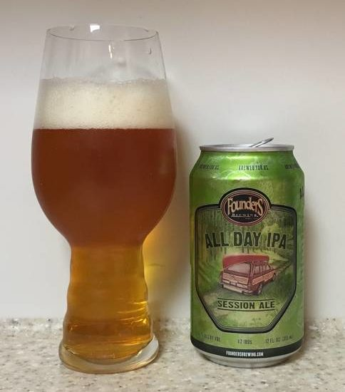 I'd Tap That: Founder's All Day IPA has big flavor profile for small beer