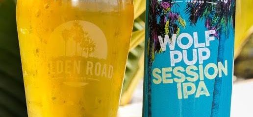 I'd Tap That: Wolf Pup by Golden Road Brewing a juicy, drinkable session IPA