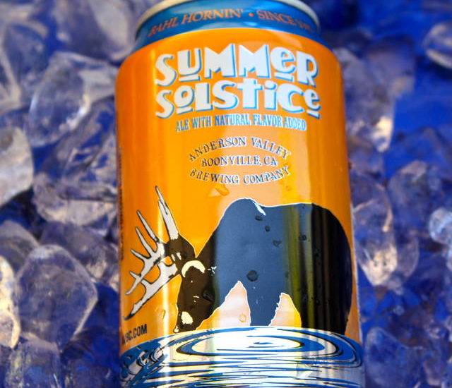 I'd Tap That: Summer Solstice is a well-balanced 'cream soda for adults'