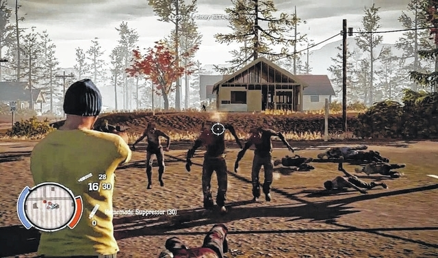 Game On: 'State of Decay: Year One Survival Edition' brings zombies to life
