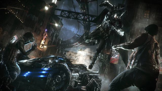 Game On: 'Arkham Knight' brings Batman to life