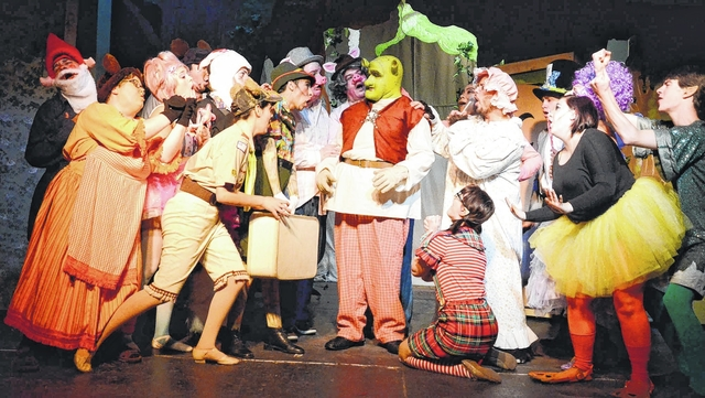 'Shrek the Musical' offers a moral about not judging