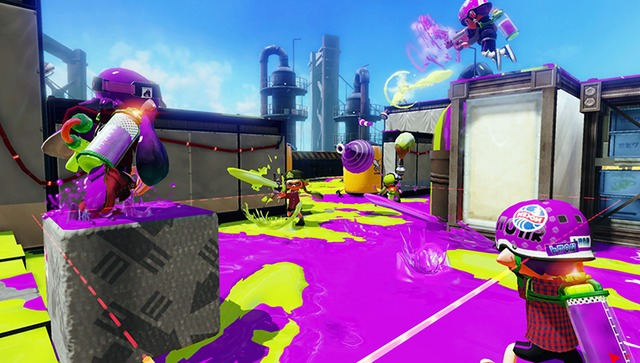 Game On: Family-friendly shooter game uses colored paint as ammo