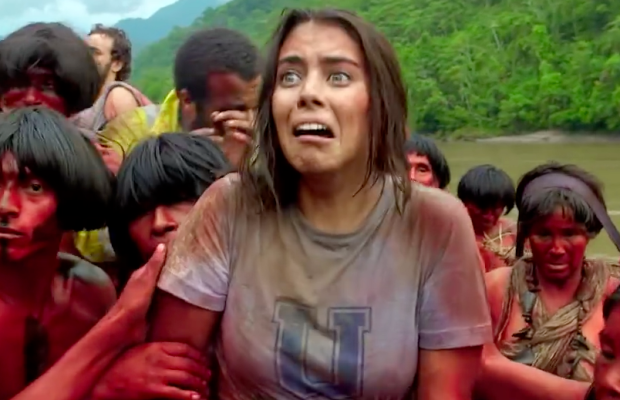 'The Green Inferno' should die a fiery death
