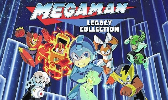 Game On: 'Mega Man Legacy Collection' is a remake of the classics