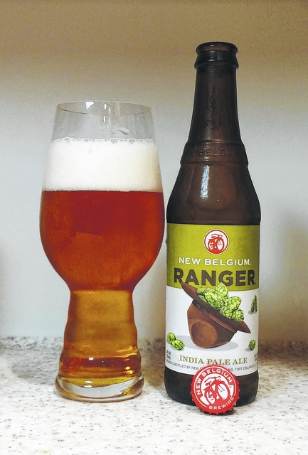 I'D TAP THAT: Round up this ranger