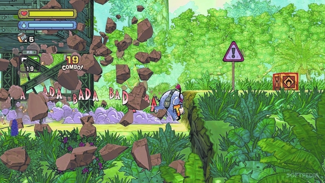 Game On: Tembo is one badass