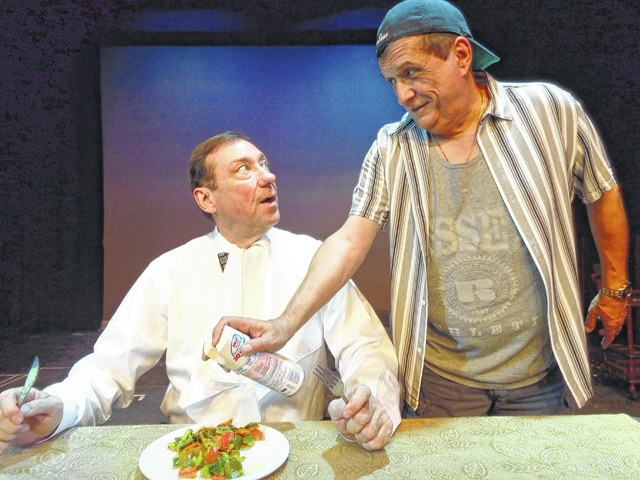 Theater Listings: Oct. 21 to 27, 2015