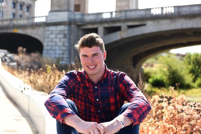 Man of the week: Jonathon Stack