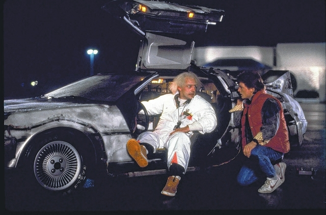 """""""Back to the Future II"""" made surprisingly accurate predictions for Oct. 21, 2015"""