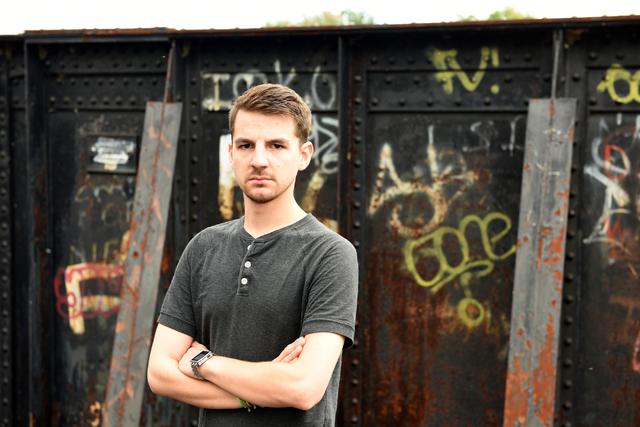 Man of the Week: David Barscheski
