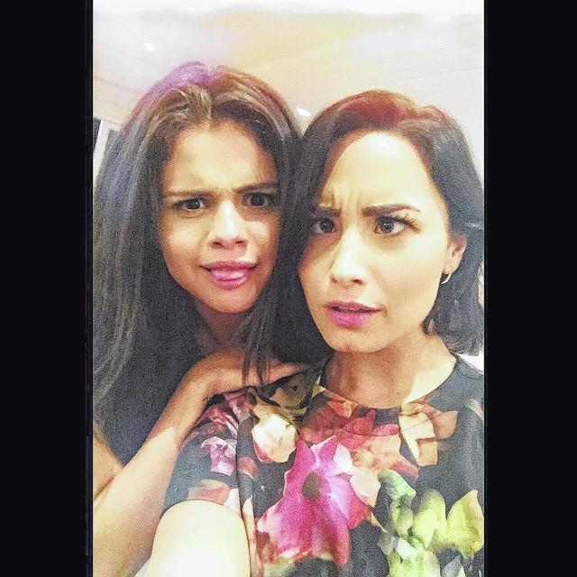 Ralphie Report: Are Demi Lovato and Selena Gomez still BFFs?