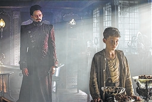 """""""Pan"""" is a bizarre compelling disaster"""