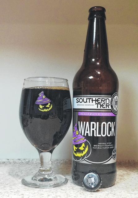 I'D TAP THAT: This beer is sure to capture you with its spell