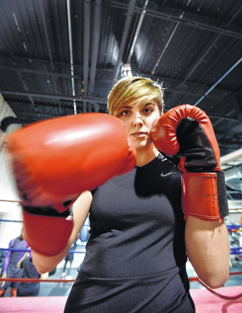 Pittston dad says Ronda Rousey is a great role model for his daughters