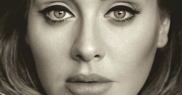Adele set to release her newest album '25' this month and she calls it her 'make-up album'
