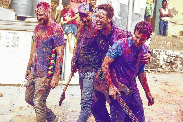 Coldplay plans to release seventh album in December, then call it quits