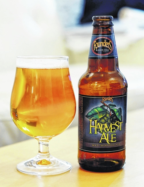 Tap This: With Oktoberfest season winding down, it's time to move on to the fresh hop IPA