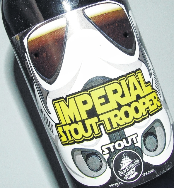 Tap This: May the beer be with you