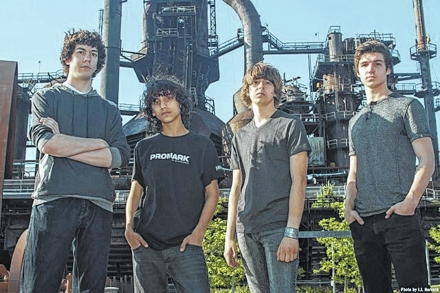 Quick Chord: Lehigh Valley teens storm onto the metal scene with prog rock outfit Next to None