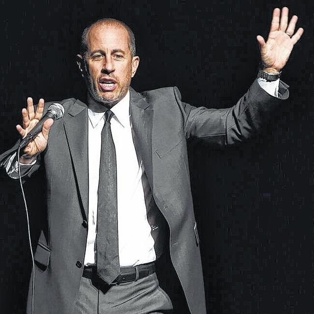 Jerry Seinfeld takes up residency at NY's Beacon Theater