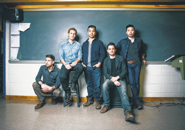 O.A.R. prepares for stop at Jim Thorpe's Penn's Peak on Feb. 5