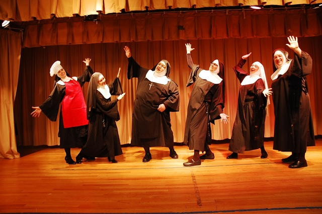 Fundraising is utter 'Nunsense' for Little Sisters of the Poor Scranton