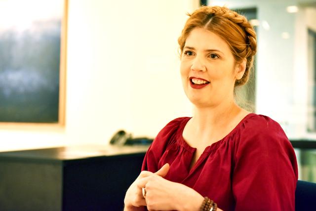 Wilkes University's Sordoni Gallery welcomes new director Heather Sincavage