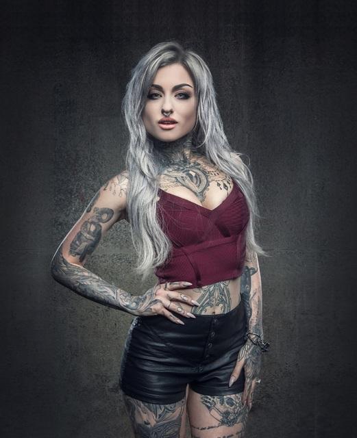 shavertown tattooer ryan ashley malarkey advances on ink