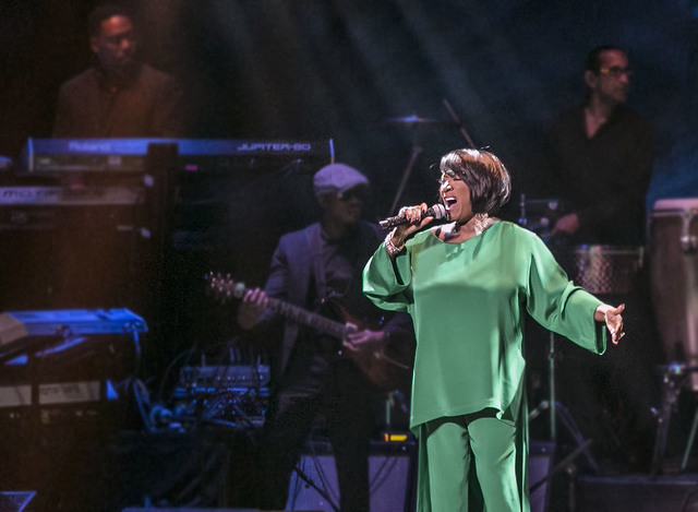 Patti LaBelle treated like soul royalty at Wilkes-Barre's F.M. Kirby Center