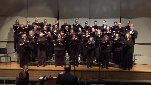 Wyoming County Chorale performs with Foreigner at F.M. Kirby Center Oct. 21