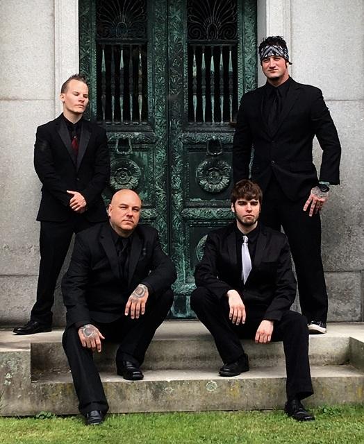 Scranton metal band Threatpoint releases new album Nov. 18 at the V-Spot