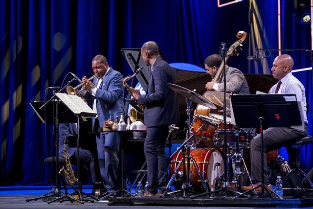 Wynton Marsalis and his Quintet perform at Wyoming Seminary Friday