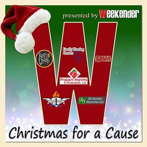 Local musicians, businesses join forces to release Weekender's 'Christmas for a Cause' album