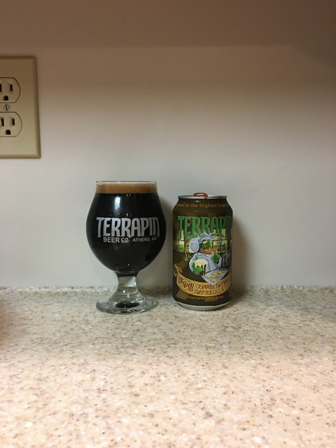 I'd Tap That: Terrapin's Wake-n-Bake a great oatmeal, chocolate flavored stout