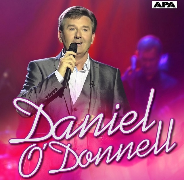 Record breaking Irish singer Daniel O'Donnell returns to Kirby Center