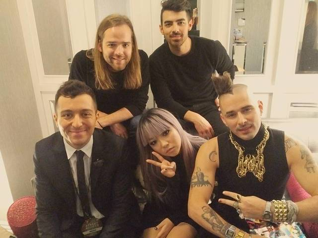 Ralphie Report: DNCE wants to spread joy, happiness in 2017