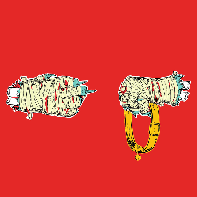 Review: 'Run the Jewels 3' a riot in sound