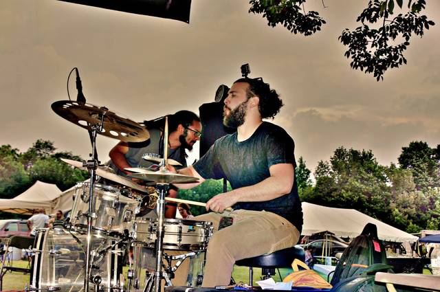 Wilkes-Barre drummer Ben Travers works as tech, engineer for renowned acts