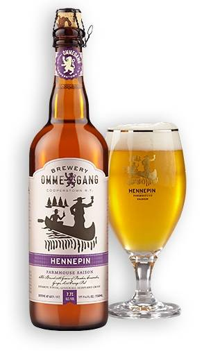 I'd Tap That: Ommegang's Hennepin is perfect for the coming spring season