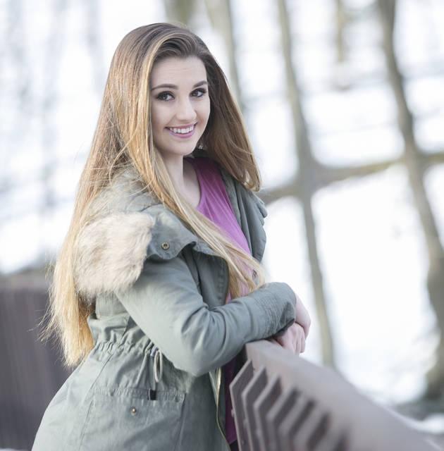 Model of the Week: Jackie Miles