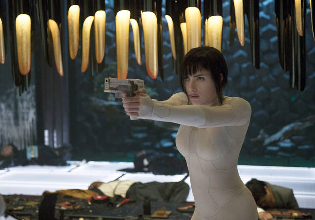 Movie Review: 'Ghost in the Shell' flawed but visually worth the watch