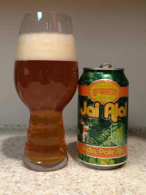 I'd Tap That: Jai Alai king of Cigar City's world-class roster of craft beers