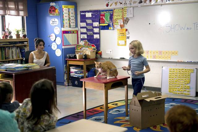 Movie Review: Math film 'Gifted' is less than the sum of its parts