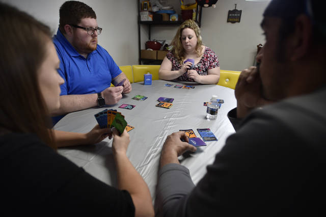 Wyoming man Kevin Schiel creates tabletop game, receives consortium award