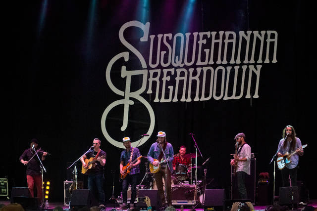 Susquehanna Breakdown marked by stellar sets from local and national acts