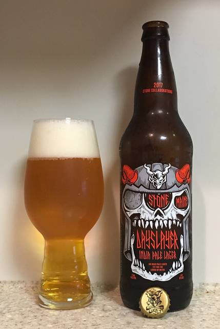 I'd Tap That: Dayslayer by Stone Brewing Co. an easy-drinking IPL for all